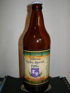 Cerveja Taberna Extra Special Bitter, estilo Extra Special Bitter/English Pale Ale, produzida por Taberna do Vale, Brasil. 5.5% ABV de álcool.