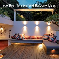 150 Best Terrace and Balcony Ideas by Irene Alegre