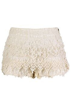 # ChicWish Beloved Crochet Pants - Bottoms - Retro, Indie and Unique Fashion Crochet Pants, Crochet Lace, Crochet Clothes, Unique Fashion, Vintage Fashion, Vintage Style, Retro Vintage, Vintage Skirt, Lace Shorts