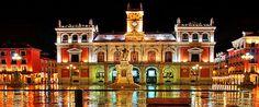 Valladolid, City Hall, Plaza Mayor