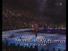 "Michael Jackson ""Gone Too Soon"" HQ + Lyrics (Bill Clinton's Inaugural Celebration in 1992)"
