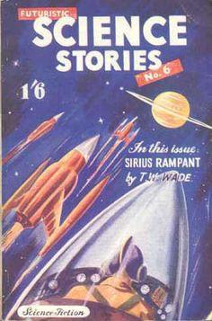 Futuristic Science Stories 6