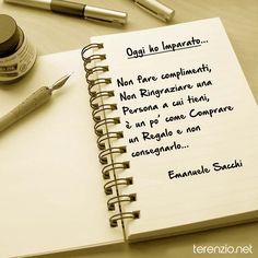 #29 #SoloCoseBelle #Gratitudine www.terenzio.net