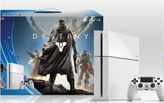 Will you pre-order a white PS4 console within the Destiny bundle, or do you prefer black?