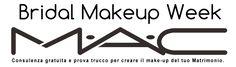 Consulenza e prova trucco gratuita per creare il make-up del tuo Matrimonio. Promozione riservata a tutte le future Spose della Liguria. Presso i punti vendita MAC Cosmetics : Per informazioni chiedi a un MAC Artist e prenota su www.matrimoniexpo.it