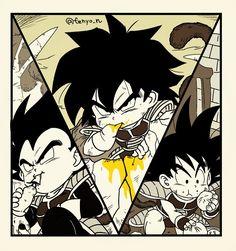 Memes graciosos de dragon ball new ideas Dragon Ball Z, Sailor Saturno, Goku Y Vegeta, Ball Drawing, Dragon Images, Kawaii Chibi, Anime Love, Manga Anime, Character Design