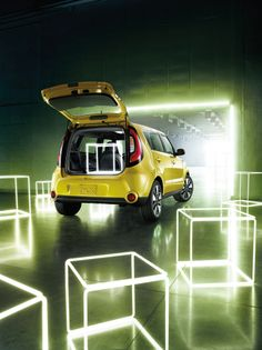 The 2014 #Kia Soul has room for everything you need