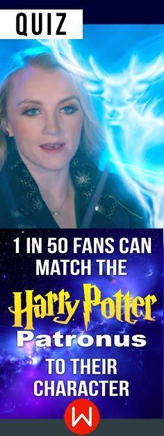 Harry Potter Patronus quiz - Match The Harry Potter Patronus To Their Character. Luna Lovegood. Harry Potter trivia Patronus. Do you know each Patronus in Harry Potter? ONLY real fans know these Harry Potter facts. Do you? JK Rowling, The Patronus Charm quiz. HP trivia test.