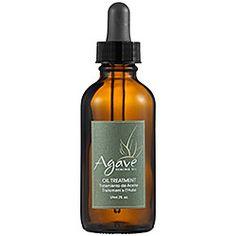 Agave - Oil Treatment   #sephora $24-40