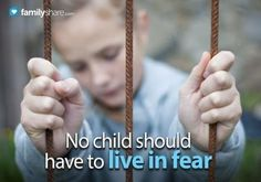 No child should have to live in fear. Join the Race Against Abuse of Children Everywhere.