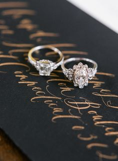 View entire slideshow: Disney Princess-Inspired Engagement Rings on http://www.stylemepretty.com/collection/4647/