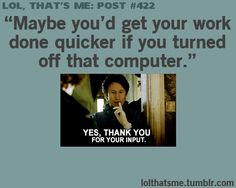 Oh, Sherlock :)