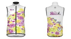 2012 Exclusive Cycle the WAVE Vest - thank you gift for elite fundraisers.