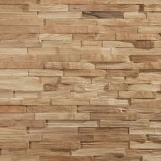 $6.99/sq ft - Natural White Oak Hardwood Wall Plank Panel
