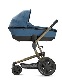 I'm shopping Quinny Buzz 3 Pram & Pushchair Travel System - Blue Charm in the Mothercare iPhone app.