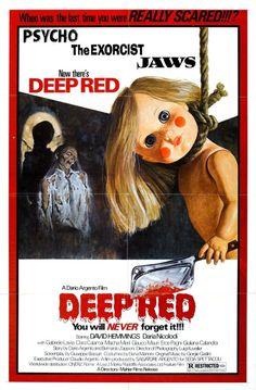 "Deep Red (1975) aka ""Profundo Rosso"""