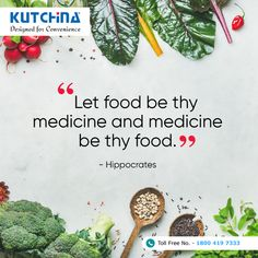 There's no better medicine than food. #ModernKitchen #DesignedForConvenience #HappyKitchen #HappyHome #KitchenLove #GetKutchified #HeartOfAHome