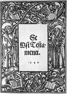Mikael Agricola – Wikipedia Finnish Language, Finland, Spelling, Education, Testament, Cover, Books, Cards, Free