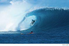 Kelly Slater, Fiji. Photo: Glaser Love you Kelly!