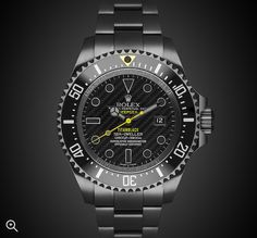 Rolex Deep Sea: Hazard