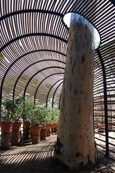 Babylonstoren Garden. BelAfrique your personal travel planner - www.BelAfrique.com