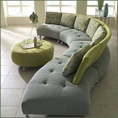 Not quite Grandma's sectional