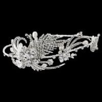 LILLIAN WEDDING BRIDAL HEADBAND- SASSB