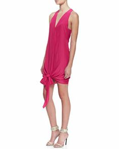 T7W3S Ramy Brook Jamie Jersey Convertible Dress