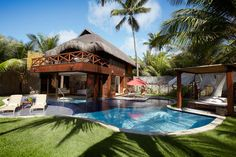 Bangalô Master - Nannai Beach Resort | Porto de Galinhas, Brasil
