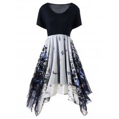 GET $50 NOW | Join Dresslily: Get YOUR $50 NOW!https://m.dresslily.com/plus-size-butterfly-print-handkerchief-dress-product2122236.html?seid=lb5343vhd252b7jAr5EU3OjGvK