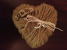 Woven Heart by Uzena on Etsy, $29.95