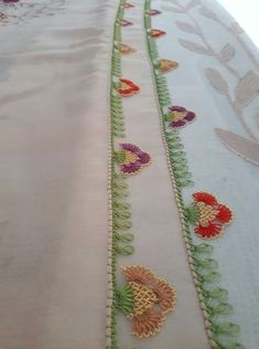 Hairstyle Trends, Moda Emo, Crochet Flowers, Bridal, Diy And Crafts, Embroidery, Create, Herbs, Tutorials