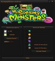 My Singing Monsters Mod APK Unlimited Diamonds and Gold