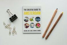 Creative guide to Amsterdam by prettyunexpected.com
