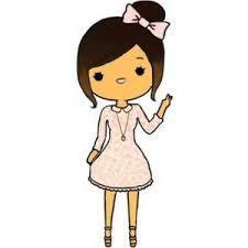 Chibis cute art/how to draw kawaii girl drawings, kawaii dra Cartoon People, Girl Cartoon, Cute Cartoon, Kawaii Girl Drawings, Cartoon Drawings, Cartoon Icons, Amazing Drawings, Easy Drawings, Oblyvian Girls