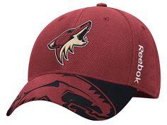 the latest 3ea54 4f038 Arizona Coyotes Reebok NHL 2015 Draft Flex Cap
