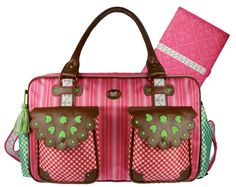 Beautiful Nappy Bag from Lief!