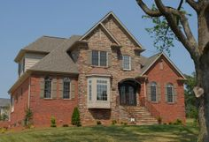 Beautiful Brick Home Exteriors Traditional By Pine Hall Brick