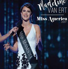 Miss Minnesota Wins Miss Congeniality At Miss America 2017Pageant