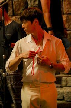 Korean Men, Korean Actors, Jang Nara, Choi Jin Hyuk, Dragon Heart, Actor Model, Kdrama, Actors & Actresses, Leather Jacket