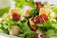 Receita de Salada com tomate seco em receitas de saladas, veja essa e outras receitas aqui!