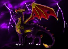 TLoS - Adult Spyro by Shaiger.deviantart.com on @deviantART
