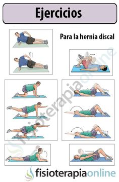 83-Ejercicios hernia discal