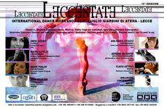Workshop Internazionale di Danza LECCESTATE 2012