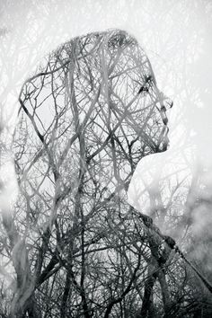 How to shoot in-camera multiple exposure portraits