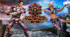 Order of Magic é um MMORPG de fantasia onde a ação e o combate rápido são os principais elementos com os jogadores em constantes combates.