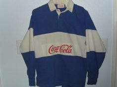 Coca Cola shirt - I had a red one.uugggh