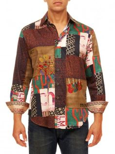 Robert Graham - love your style Your Style, Style Me, Robert Graham, Boys Wear, Sports Shirts, Rock And Roll, Christmas Sweaters, Men Sweater, Man Shop