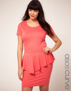 I need this, I MUST HAVE A PEPLUM SKIRT OR DRESS BY SUMEMR
