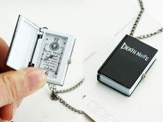 Reloj Pendiente Death Note